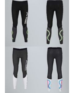 Arena Carbon Compression pantalone lungo Uomo - Donna