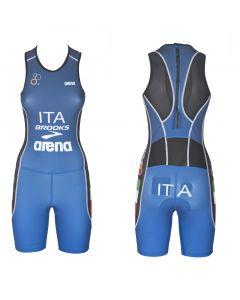 Body Arena originale della Nazionale Italiana Triathlon ST Donna