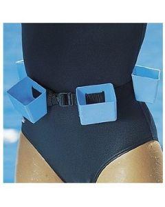 Cintura da resistenza Drag Belt vaschette