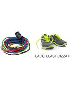 Lacci elastici con clip per scarpe RUNNING