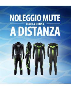 NOLEGGIO MUTA UOMO - DONNA  -Wetsuits rental-